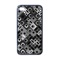 Pattern Factory 32f Apple Iphone 4 Case (black) by MoreColorsinLife