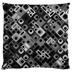 Pattern Factory 32f Large Flano Cushion Case (two Sides) by MoreColorsinLife
