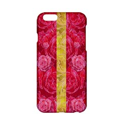 Rose And Roses And Another Rose Apple Iphone 6/6s Hardshell Case by pepitasart