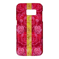 Rose And Roses And Another Rose Samsung Galaxy S7 Hardshell Case  by pepitasart