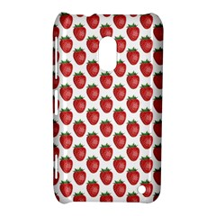 Fruit Strawberry Pattern Nokia Lumia 620 by ShiroSan