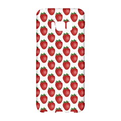 Fruit Strawberry Pattern Samsung Galaxy S8 Hardshell Case  by ShiroSan