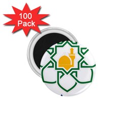 Seal Of Mashhad  1 75  Magnets (100 Pack)  by abbeyz71