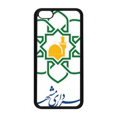 Seal Of Mashhad  Apple Iphone 5c Seamless Case (black) by abbeyz71