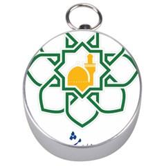 Seal Of Mashhad  Silver Compasses by abbeyz71
