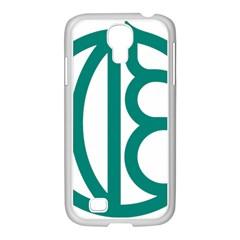 Seal Of Isfahan  Samsung Galaxy S4 I9500/ I9505 Case (white) by abbeyz71