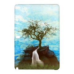 Single Tree Samsung Galaxy Tab Pro 12 2 Hardshell Case by berwies