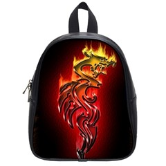 Dragon Fire School Bags (small)
