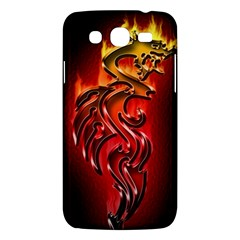 Dragon Fire Samsung Galaxy Mega 5 8 I9152 Hardshell Case