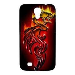 Dragon Fire Samsung Galaxy Mega 6 3  I9200 Hardshell Case