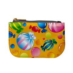 Sweets And Sugar Candies Vector  Mini Coin Purses