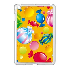 Sweets And Sugar Candies Vector  Apple Ipad Mini Case (white) by BangZart