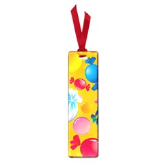 Sweets And Sugar Candies Vector  Small Book Marks