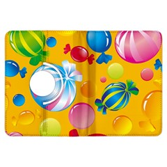 Sweets And Sugar Candies Vector  Kindle Fire Hdx Flip 360 Case by BangZart