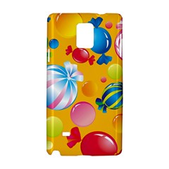 Sweets And Sugar Candies Vector  Samsung Galaxy Note 4 Hardshell Case