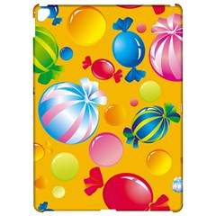 Sweets And Sugar Candies Vector  Apple Ipad Pro 12 9   Hardshell Case
