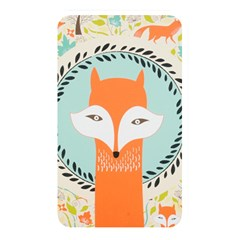 Foxy Fox Canvas Art Print Traditional Memory Card Reader