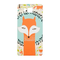Foxy Fox Canvas Art Print Traditional Samsung Galaxy Alpha Hardshell Back Case by BangZart