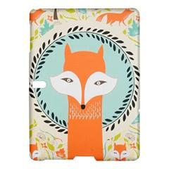 Foxy Fox Canvas Art Print Traditional Samsung Galaxy Tab S (10 5 ) Hardshell Case  by BangZart