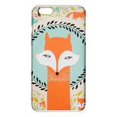 Foxy Fox Canvas Art Print Traditional Iphone 6 Plus/6s Plus Tpu Case by BangZart