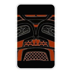 Traditional Northwest Coast Native Art Memory Card Reader
