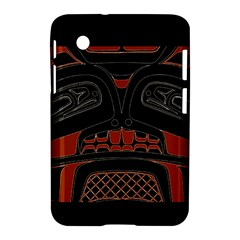 Traditional Northwest Coast Native Art Samsung Galaxy Tab 2 (7 ) P3100 Hardshell Case  by BangZart