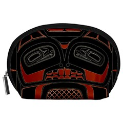 Traditional Northwest Coast Native Art Accessory Pouches (large)
