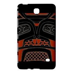 Traditional Northwest Coast Native Art Samsung Galaxy Tab 4 (7 ) Hardshell Case