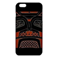 Traditional Northwest Coast Native Art Iphone 6 Plus/6s Plus Tpu Case by BangZart