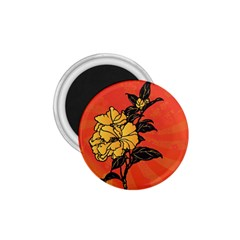 Vector Asian Flowers 1 75  Magnets