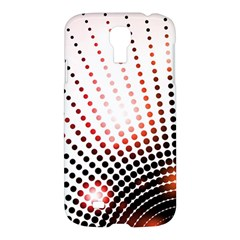 Radial Dotted Lights Samsung Galaxy S4 I9500/i9505 Hardshell Case