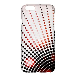 Radial Dotted Lights Apple Iphone 6 Plus/6s Plus Hardshell Case