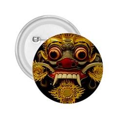 Bali Mask 2 25  Buttons