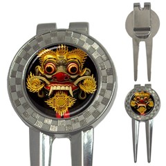 Bali Mask 3 In 1 Golf Divots