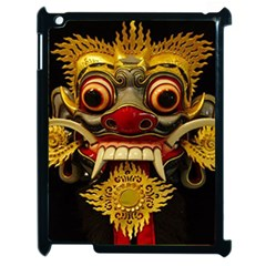 Bali Mask Apple Ipad 2 Case (black)