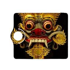 Bali Mask Kindle Fire Hdx 8 9  Flip 360 Case by BangZart