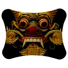Bali Mask Jigsaw Puzzle Photo Stand (bow) by BangZart
