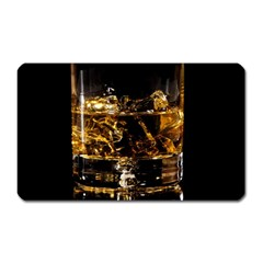 Drink Good Whiskey Magnet (rectangular)
