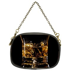 Drink Good Whiskey Chain Purses (one Side)