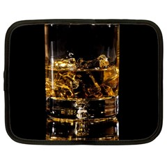 Drink Good Whiskey Netbook Case (xl)  by BangZart
