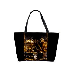 Drink Good Whiskey Shoulder Handbags