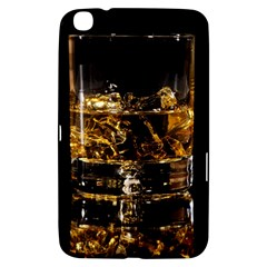 Drink Good Whiskey Samsung Galaxy Tab 3 (8 ) T3100 Hardshell Case