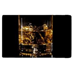 Drink Good Whiskey Apple Ipad Pro 9 7   Flip Case