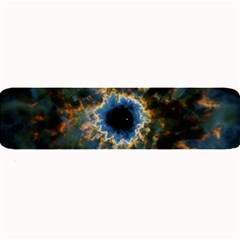 Crazy  Giant Galaxy Nebula Large Bar Mats by BangZart