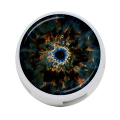 Crazy  Giant Galaxy Nebula 4 Port Usb Hub (one Side) by BangZart