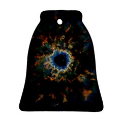 Crazy  Giant Galaxy Nebula Ornament (bell)