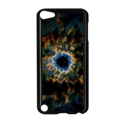 Crazy  Giant Galaxy Nebula Apple Ipod Touch 5 Case (black)