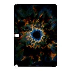 Crazy  Giant Galaxy Nebula Samsung Galaxy Tab Pro 10 1 Hardshell Case by BangZart