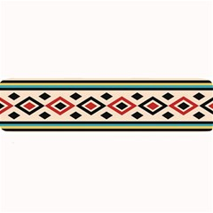 Tribal Pattern Large Bar Mats