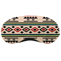 Tribal Pattern Sleeping Masks